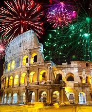 0282 - Новый год в Италии