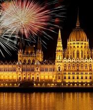 0286 - Новый Год в Венгрии