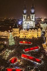 0292 - Новый Год в Чехии